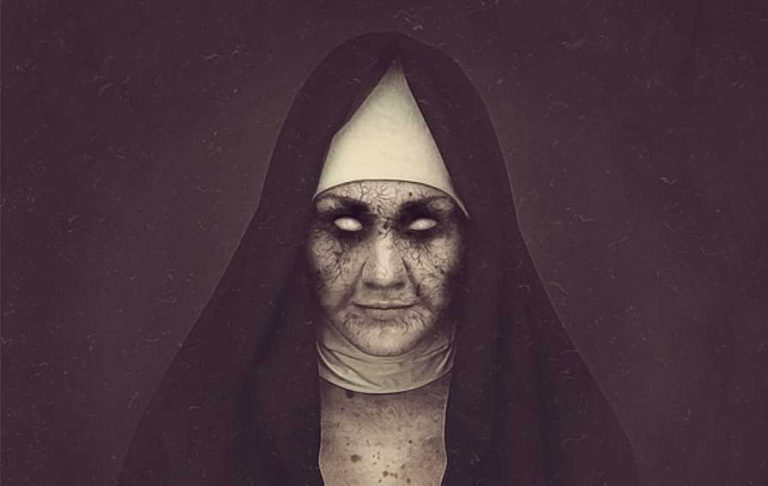 """""""The Nun"""" – Father, forgive her for not knowing what she's doing!"""