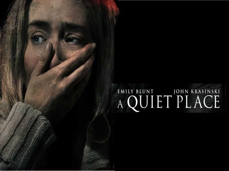 A Quiet Place - American post-apocalyptic horror film