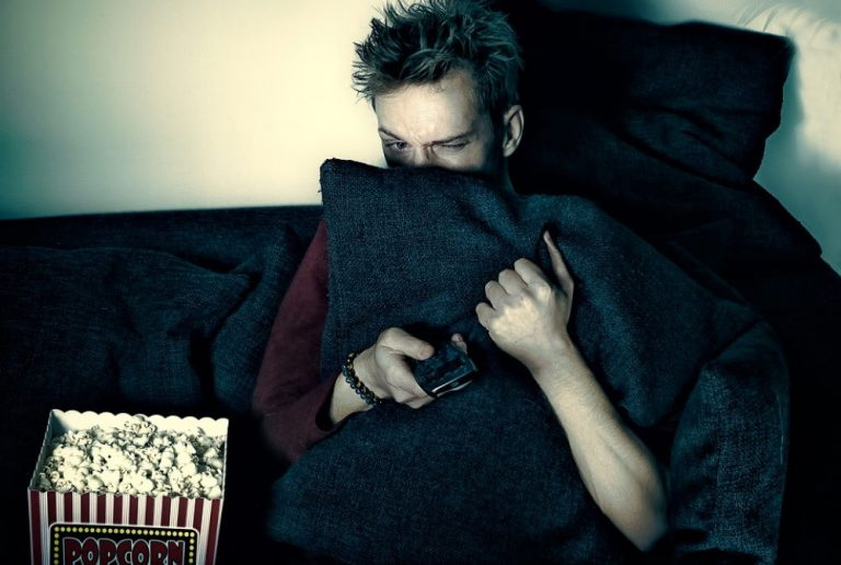 Here's why watching horror movies is actually good for you