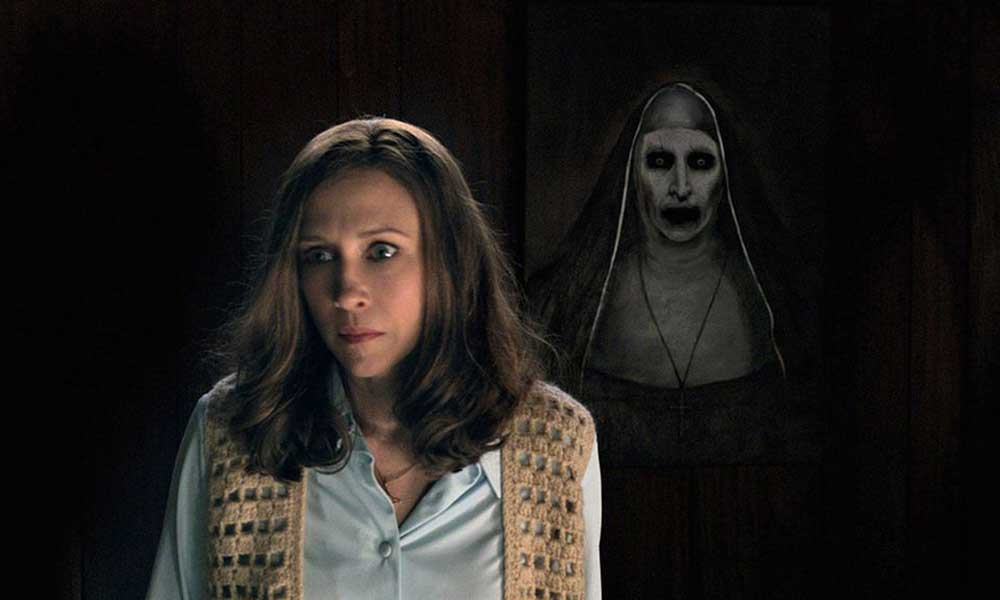 the conjuring timeline